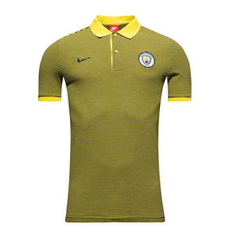 Polo Shirt Manchester City P02 2016 2017 city nike authentic grand slam polo shirt opti yellow for only 163 28 53 at