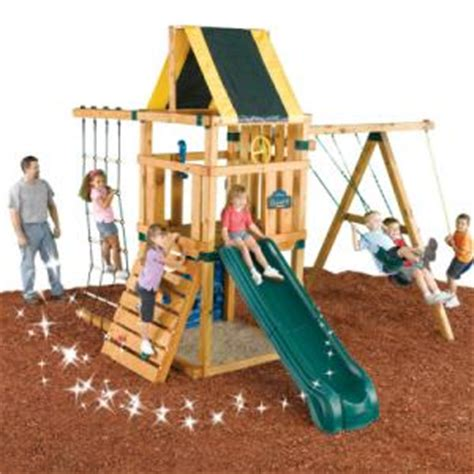 Disney Swing Set Outdoor Play Sets