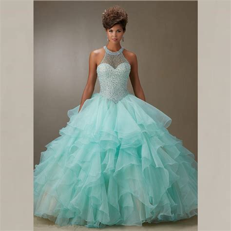 Blue Baby Dress baby blue quinceanera dresses quince dresses