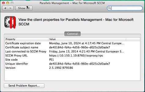 parallels management console parallels management console mac
