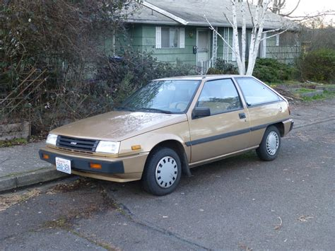 mitsubishi colt 1985 1985 plymouth colt information and photos momentcar