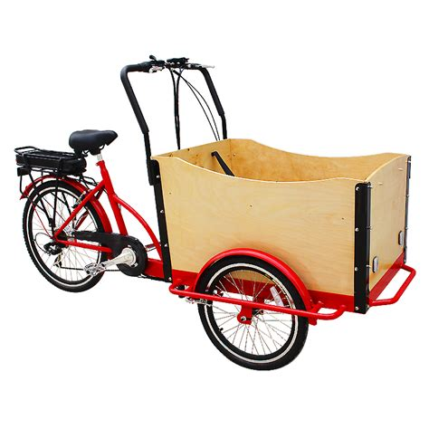 comfortable bike comfortable cargo bike jxcycle