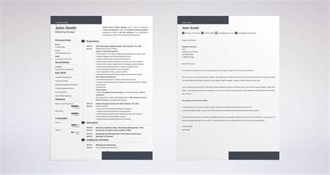 Resume Template And Cover Letter by How To Write A Cover Letter In 8 Simple Steps 12 Exles