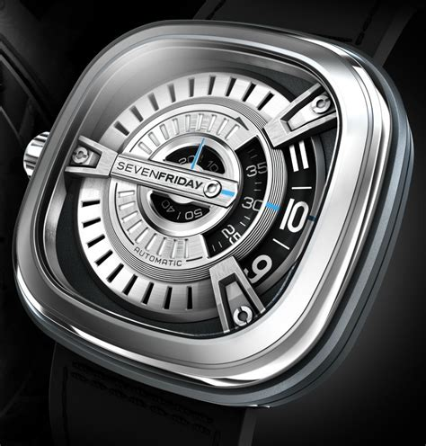 Seven Friday M Series Meliala sevenfriday new watches the m1 m2 ablogtowatch