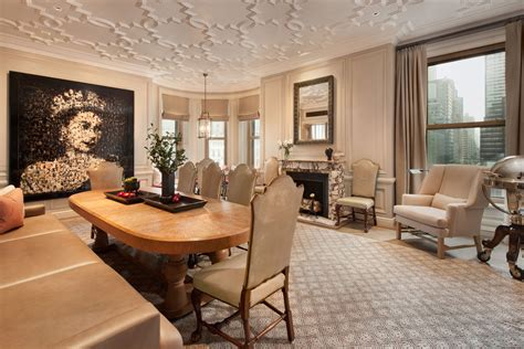 manhattan apartment inside the historic the lowell hotel plaza s astor suite manhattan s priciest rental at