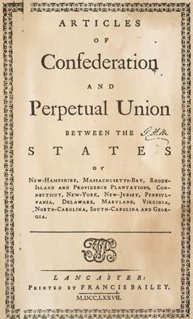 articles of confederation quiz united states environmental services frudgereport47 web fc2 com articles of confederation united states history britannica com