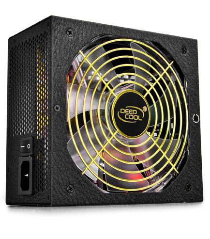 Deepcool Da Series Da700 700w 80 Plus Bronze Psu deepcool power supply da700 help tech co ltd