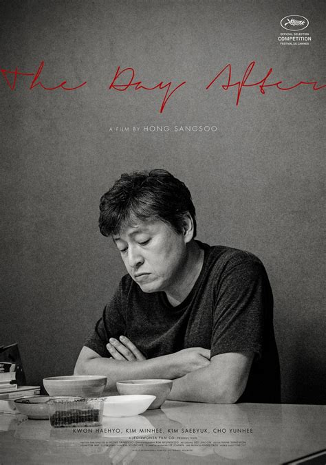 The Day After by The Day After Trailer And Photos Hong Sang Soo Returns