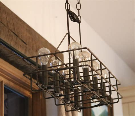Rustic Industrial Lighting by Beautiful Homes Of Instagram Home Bunch Interior Design
