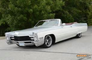 1968 Cadillac Coupe Convertible Document Moved