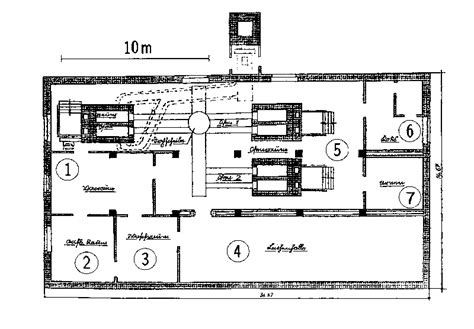 crematorium floor plan 202 some technical and chemical considerations about the