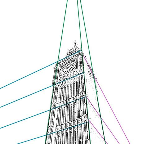 three point three point perspective drawing made simple