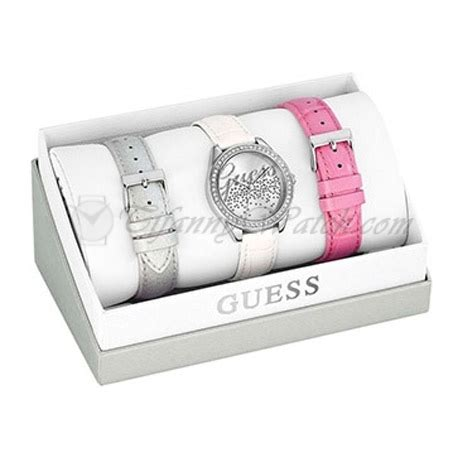 Jam Tangan Guess Wanita Jtr 670 jam tangan original guess w0201l2 two leather