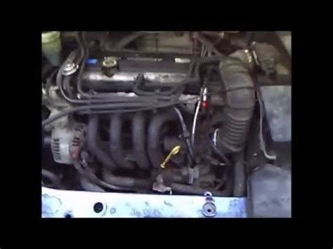 3281 Iacv Idle Valve Ford Focus 2001 ford focus zx3 how to iac valve removal doovi