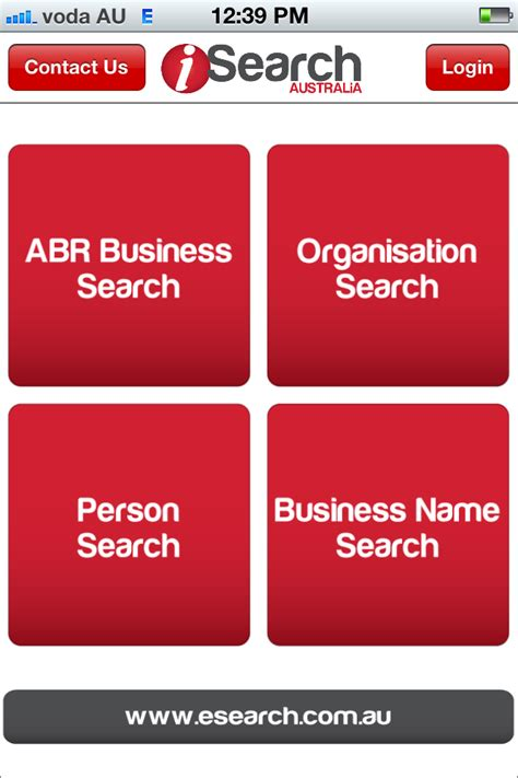 E Search Esearch Pty Ltd Isearch Home Page