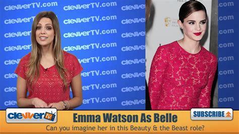 emma watson likes and dislikes emma watson as belle in beauty the beast youtube