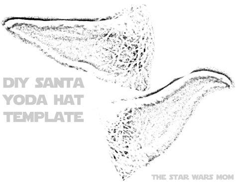 yoda ears template yoda ears template choice image template design ideas