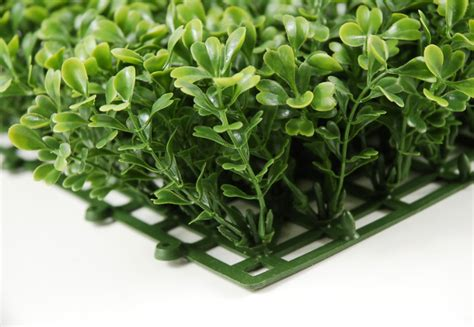 Faux Boxwood Mat by Boxwood Mat Artificial 10x10