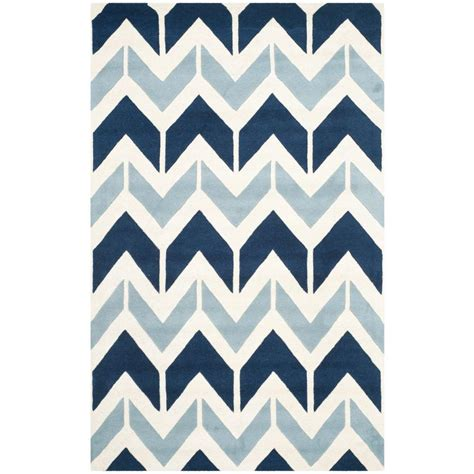 Blue Area Rug 8 X 10 Safavieh Chatham Blue Light Blue 8 Ft X 10 Ft Area Rug Cht756n 8 The Home Depot