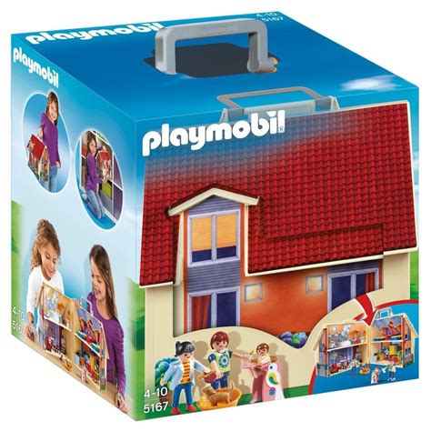 play mobile doll house playmobil dollhouse 5167 take along dollshouse ebay