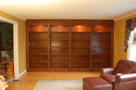 wooden how to build custom bookcases pdf plans