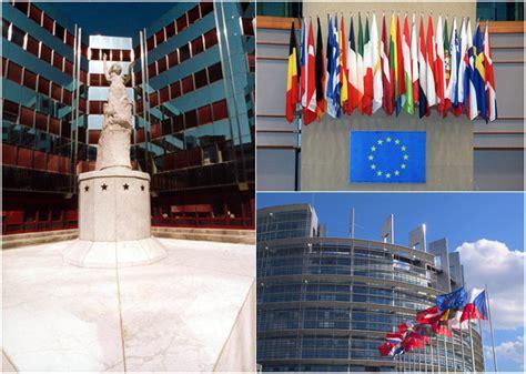 parlamento europeo sedi le tre sedi di lavoro parlamento europeo