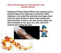 leaking pipe tips for plumbing pipes