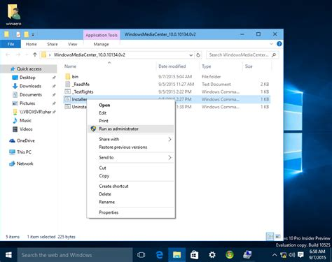install windows 10 genuine how to get genuine windows media center working in windows 10