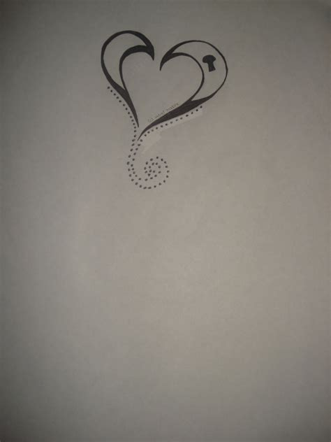 locked heart tattoo designs mxrztvos lock and key 02 by dfmurcia on deviantart