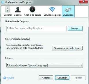 dropbox red x dropbox trucos para una optima configuraci 243 n del cliente