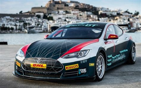 Tesla Series S A Racing Series Featuring The Tesla Model S Ecolodriver