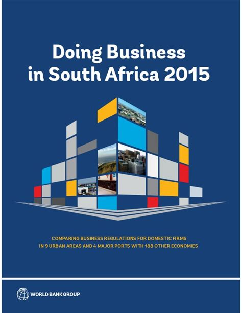 Business Schools In South Africa Mba by Doing Business South Africa 2015