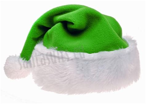 how to make a green christmas hat green santa suit jacket trousers and hat santa suits