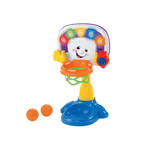 Laugh Learn Learning Basketball T4654 Fisher Price ...