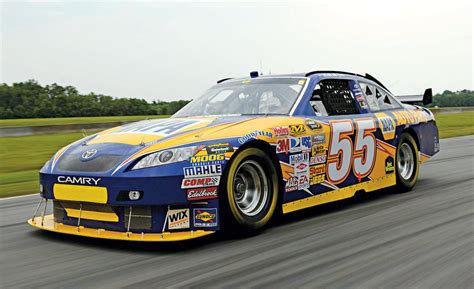 Toyota In Nascar Car And Driver