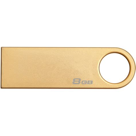 Kingston 8gb Data Traveler Usb 2 0 8 gb kingston datatraveler ge9 gold usb 2 0
