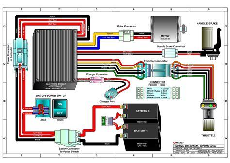 razor scooter battery wiring diagram razor e200 parts