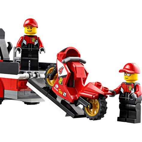 Lego Bike 1 lego racing bike transporter set 60084 brick owl lego