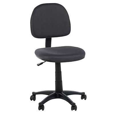 chaises de bureau alinea chaise de bureau dactylo 224 roulettes chaise loren