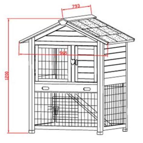 come costruire una gabbia per conigli fai da te conigliera pollaio gabbia per lepri polli roditori ebay