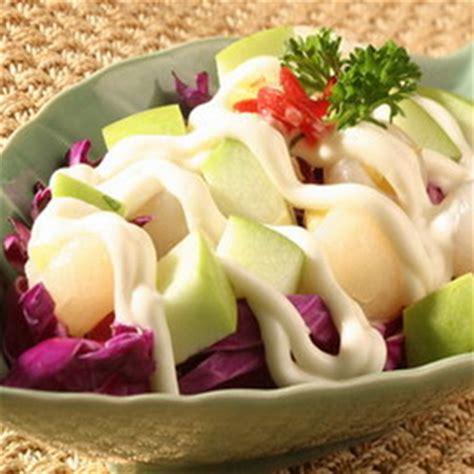 cara membuat salad buah menggunakan yogurt bahan dan cara membuat salad buah bimbingan