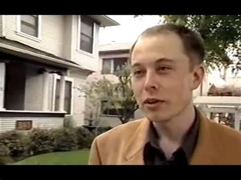 Elon Musk Young | young elon musk featured in documentary about millionaires