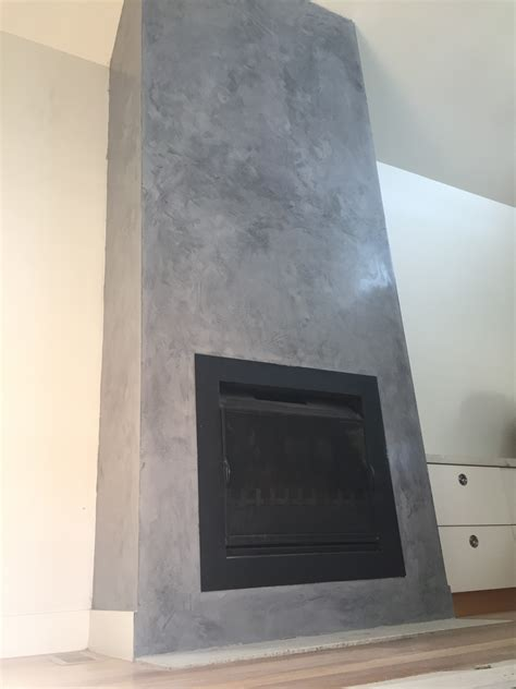 plaster fireplace smoke and mirrors a venetian plaster fireplace render