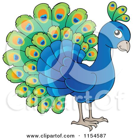 royalty free rf road clipart illustrations vector cute baby peacock clipart