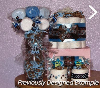 Blue And Brown Polka Dot Baby Shower Decorations by Polka Dot Baby Shower Decorations Best Baby Decoration
