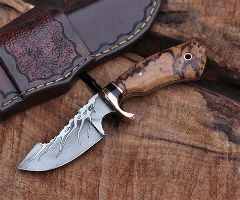 custom knife maker in idaho c knives