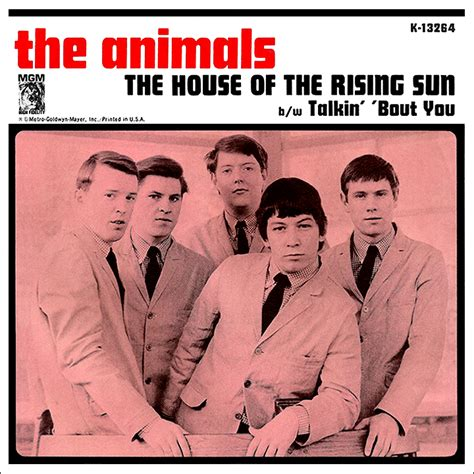 house of the rising sun way back attack the animals