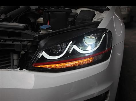 achetez en gros black gti headlights en ligne 224 des