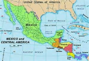 honduras south america map honduras info
