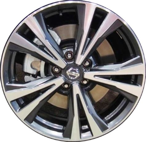 2010 nissan rogue tire size nissan rogue wheels rims wheel stock oem replacement
